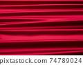 垂緞布紅色 74789024