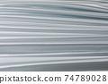 垂綢緞布銀色圖像 74789028