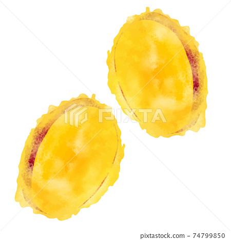 甜土豆天婦羅 74799850