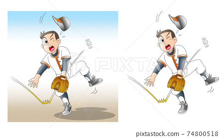 Baseball error 74800518