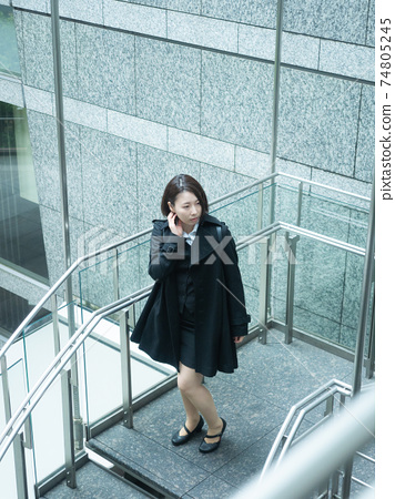 [Office lady] OL: A woman who goes out for work 74805245