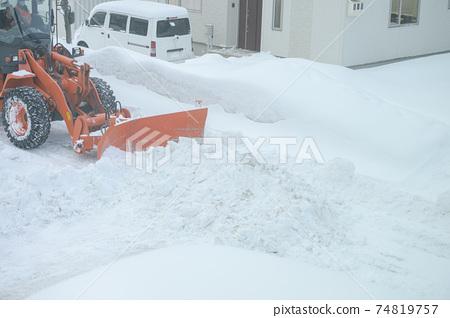 除雪工作 74819757