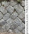 Stone wall 74822039
