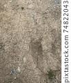 Cracked soil 74822043