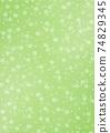日本圖案背景圖日本紙與紮染和櫻花圖案圖案綠色和其他顏色 74829345
