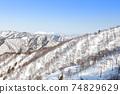Tanigawa-dake TenjinPei ski area 74829629