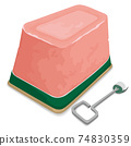 咸牛肉罐頭 74830359