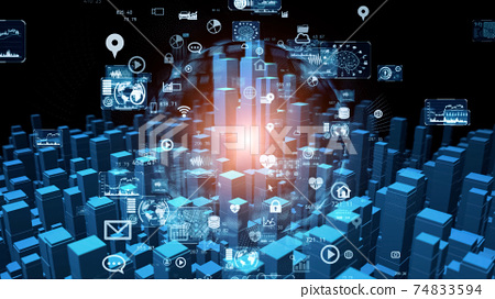 Cities and technology 74833594