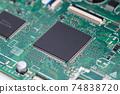 印刷電路板電控程序電控工程師形象 74838720