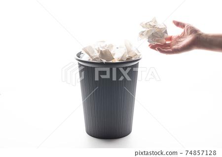 垃圾箱 74857128