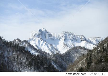 在冬天,Jozankei Tengu 74858819