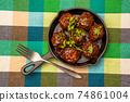 미트볼 tomato sauce meatballs 74861004