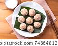 Sticky rice Shumai 74864812