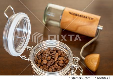 咖啡豆咖啡器具手動磨 74880031