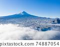 mountain fuji, mt fuji, mt.fuji 74887054