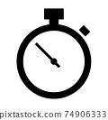 秒錶圖標 74906333