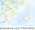 비눗 방울의 비행 햇살 풍경 여러 변형합니다 74914641