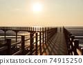 西海岸Hanagae海灘 74915250