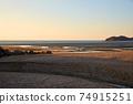 西海岸Hanagae海灘 74915251