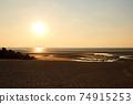 西海岸Hanagae海灘 74915253