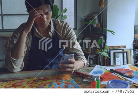 Atelier man 74927952