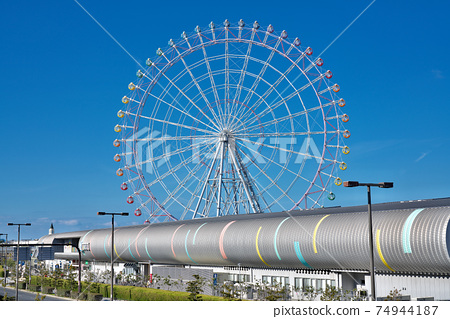 [Rinku公園(摩天輪)]大阪府泉佐野市Rinku交通南 74944187