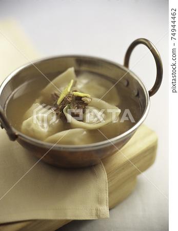 한국 전통음식, 만두국 74944462
