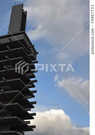 코마 자와 올림픽 공원 올림픽 기념탑 74967731