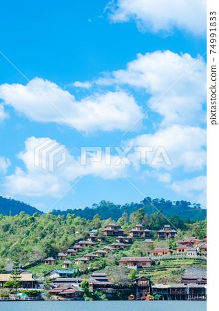 泰國農村唐人街 74991833