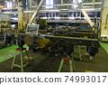 Railroad bogie frame Amirai General Vehicle Station 74993017
