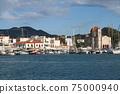 그리스 에기나 섬의 항구 75000940