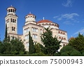 그리스 에기나 섬의 수도원 75000943