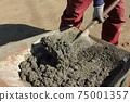 預拌混凝土土木工程 75001357