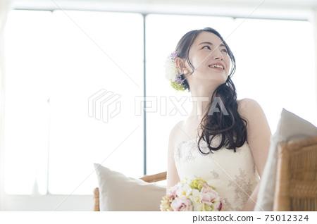 亞洲婚禮形象 75012324