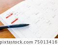 在計劃表中寫下將於三月開始的求職 75013416