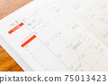 在計劃表中寫下將於三月開始的求職 75013423