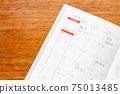 在計劃表中寫下將於三月開始的求職 75013485