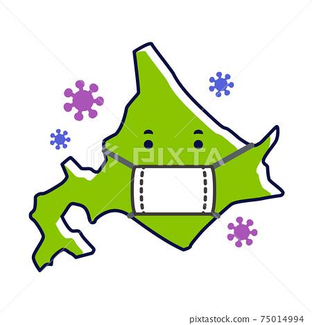 北海道口罩感染控制 75014994