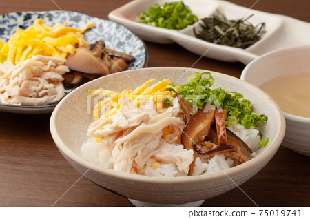 雞肉飯(京阪) 75019741