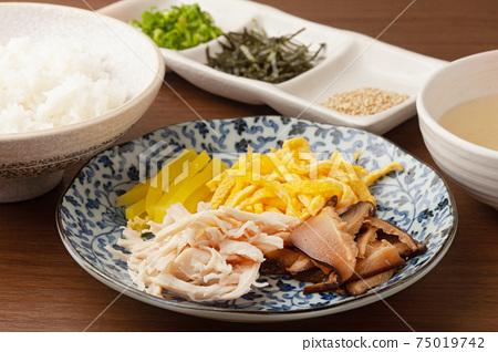 雞肉飯(京阪) 75019742