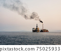 Floating production storage and offloading (FPSO) vessel, oil and gas indutry 75025933
