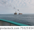 Floating production storage and offloading (FPSO) vessel, oil and gas indutry 75025934