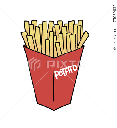 French fries 75029835
