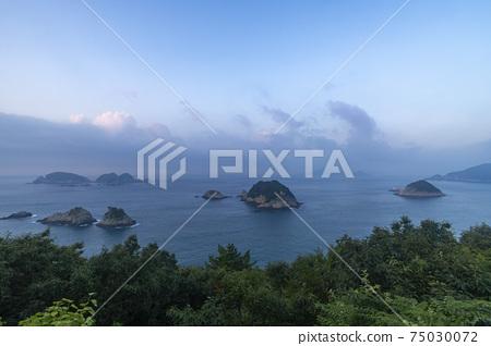 대소병대도,한려해상국립공원,거제시,경남 75030072