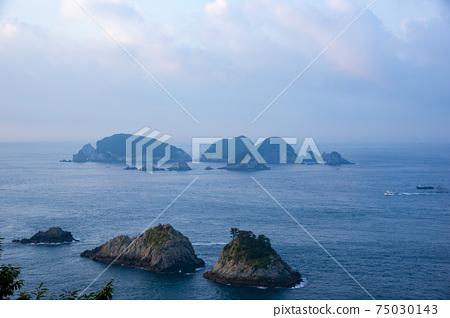 대소병대도,한려해상국립공원,거제시,경남 75030143