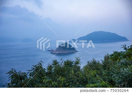대소병대도,한려해상국립공원,거제시,경남 75030264