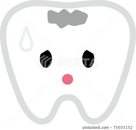 蛀牙 75035152