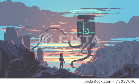 meet the sentinel robot 75037046