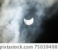 Solar eclipse 75039498