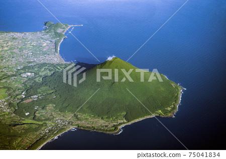 Kaimondake aerial view 75041834